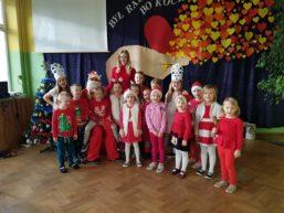 Św. Mikołaj w naszym przedszkolu