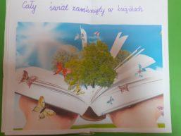Konkurs plastyczny na plakat zachęcający do czytania